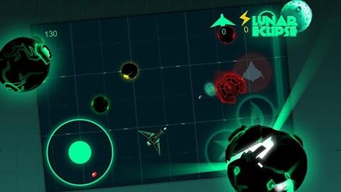 Lunar Eclipse - Asteroid game Screenshot 2