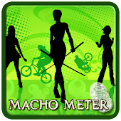 Macho Meter (finger scanner)