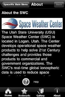Space WX - screenshot thumbnail