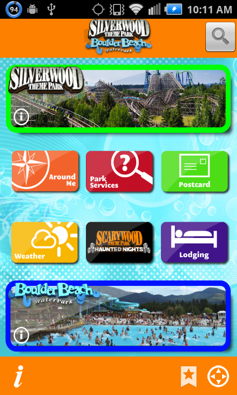 Silverwood Theme Park - screenshot
