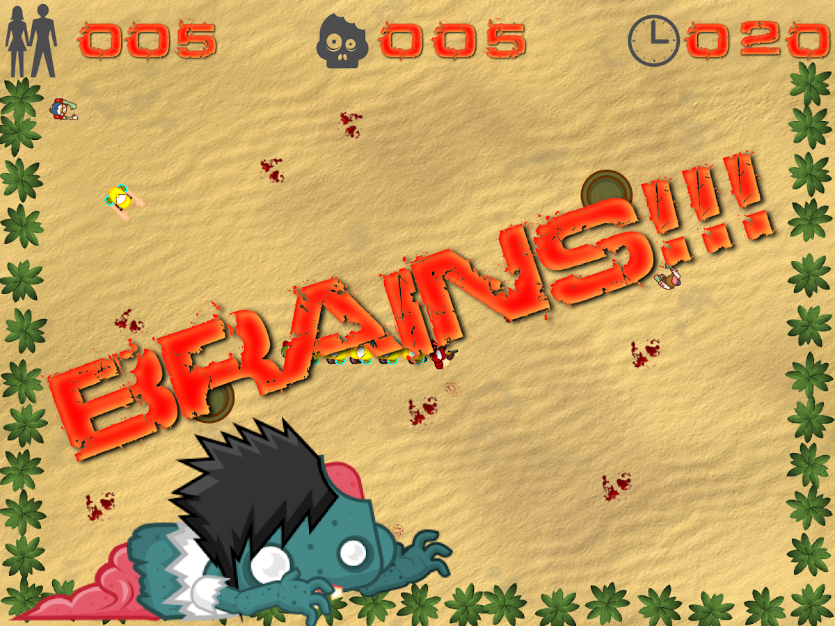 Boomslang - save the survivors- screenshot