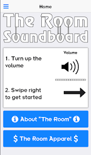 The Room Movie Soundboard - screenshot thumbnail