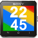 Rainbow Watch for SmartWatch 2 icon