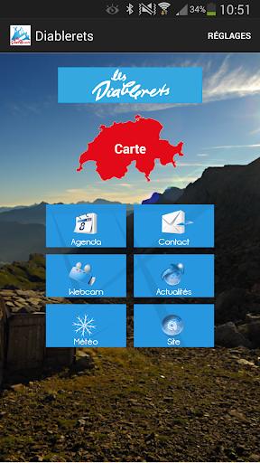 【免費旅遊App】Les Diablerets - MyCity-APP點子