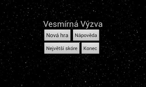 Vesmírná výzva