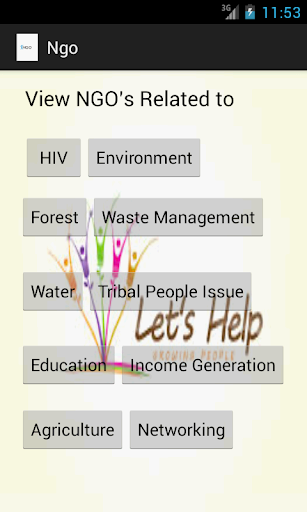 NGO APP