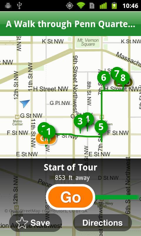 Washington DC City Guide screenshot #6
