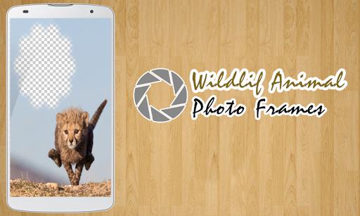 Wildlife Animal Photo Frames
