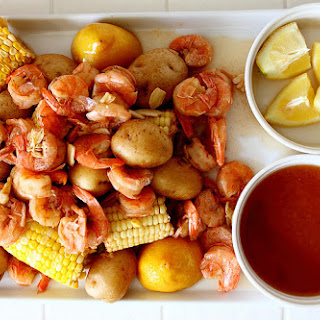 Cajun Shrimp Boil Recipe