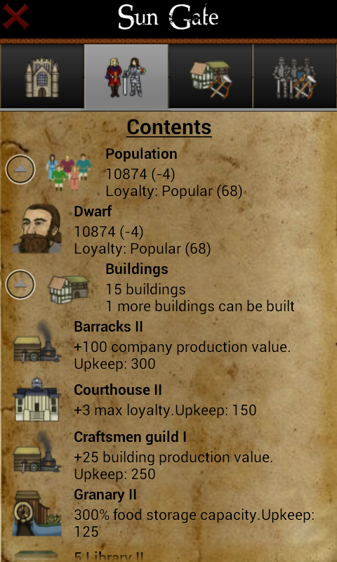 Rising Empires Premium - screenshot