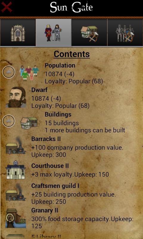Rising Empires Premium screenshot #3