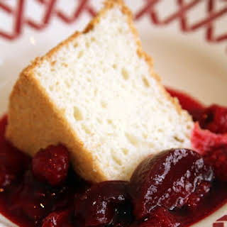 Angel Food Cake.