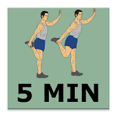 5 Min Stretch Runners Workout