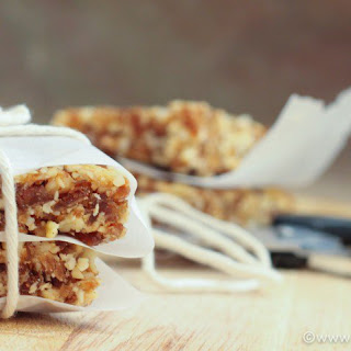 Apple Pie Caveman Bars.