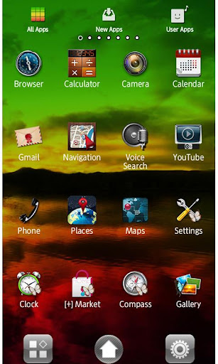 Rasta Night Wallpaper Theme 1.1 Windows u7528 3