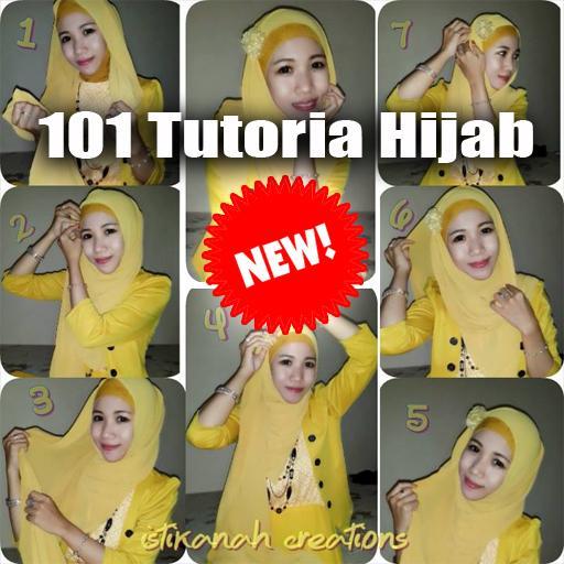 101 Tutorial Cara BerHijab