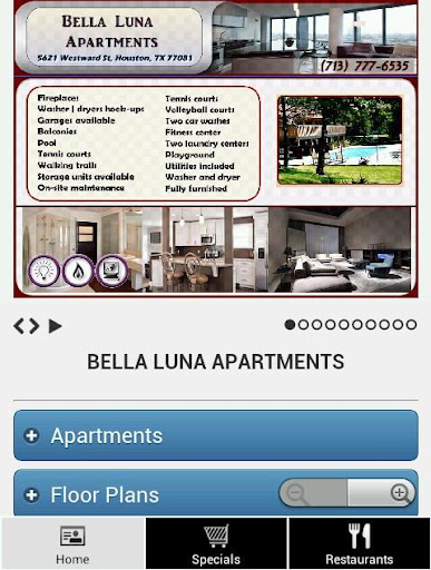Bella Luna Apartments