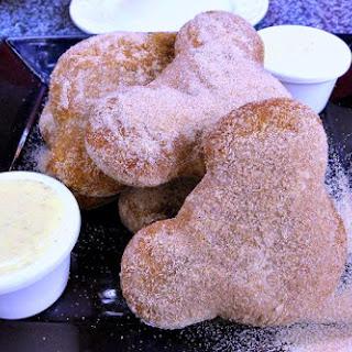 Gingerbread Beignets- Club 33