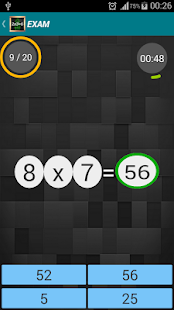 Multiplication - Times Tables- screenshot thumbnail