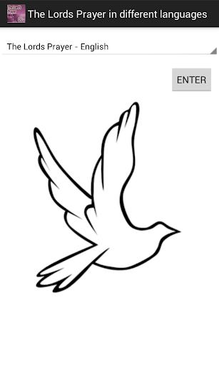 玩生活App|The Lord's Prayer - Languages免費|APP試玩