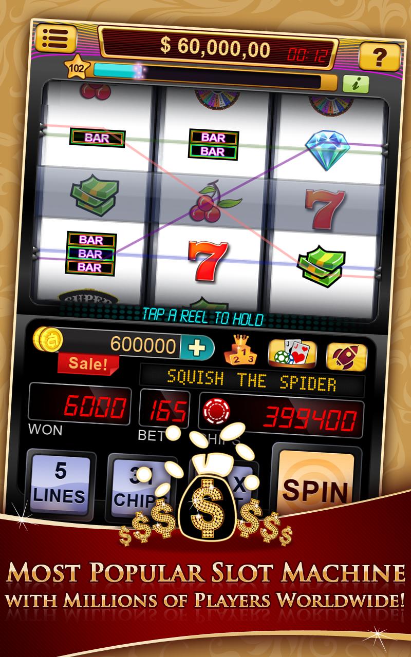 Slot Machine - FREE Casino screenshot #8