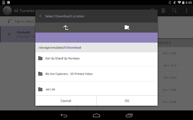 BitTorrent® Pro - Torrent App - captura de tela