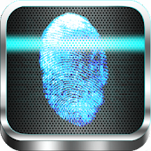 Fingerprint Lock Screen-Prank