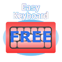 Easy Keyboard Custom IME FREE logo