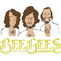 Bee Gees Wallpapers logo