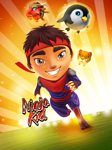 Ninja Kid Run Free - Fun Games 1.2.9 screenshots 7