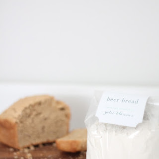 Beer Bread Mix | Baking Holiday Gift.