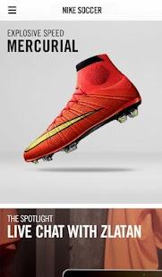 Nike Soccer - screenshot thumbnail