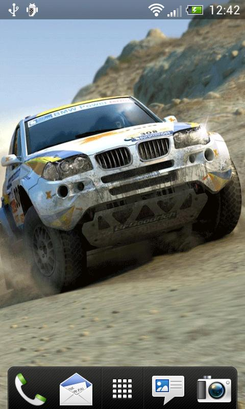 Rally 2013 - screenshot