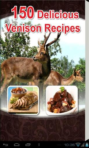 150 Venison Recipes
