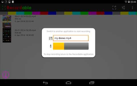 FREE screen recorder NO ROOT v4.2.0.5