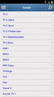 挪威的電視