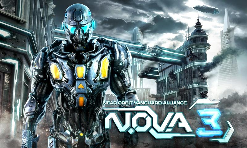 N.O.V.A. 3 - Near Orbit... - screenshot