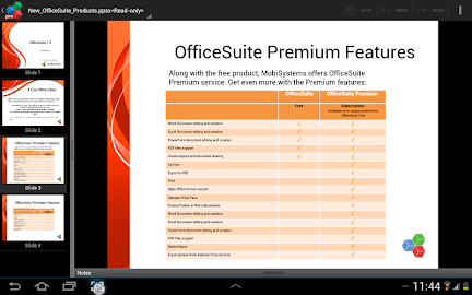 OfficeSuite Pro + PDF Screenshot 38