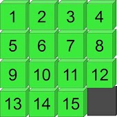 A 15 Puzzle Game
