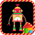 wonder robot dodol theme icon
