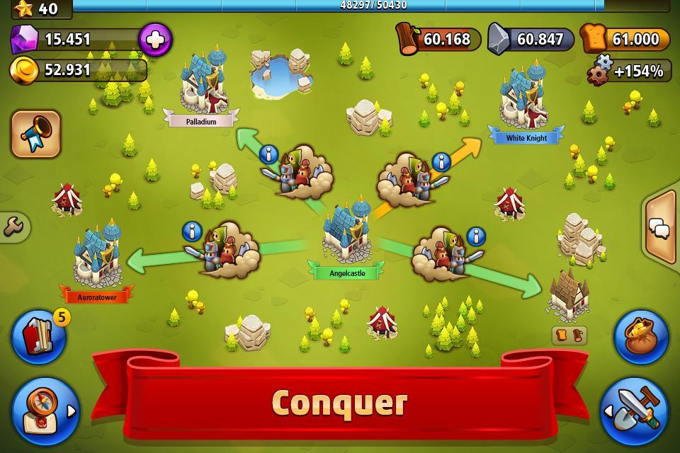Shadow Kings screenshot #3