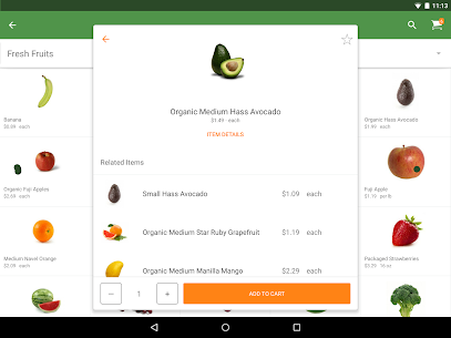 Instacart Grocery Delivery 7