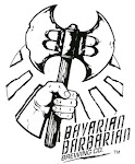 Logo for Bavarian Barbarian Brewing Co.