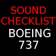 737 Sound Checklist