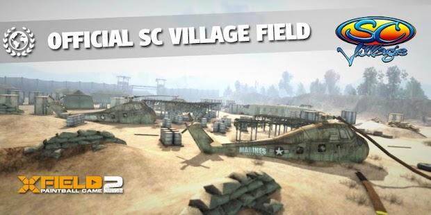 XField Paintball 2 Multiplayer Screenshot