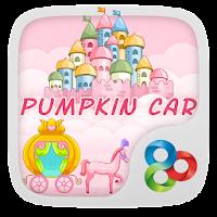 Pumpkin Car GO Launcher Theme 1.0