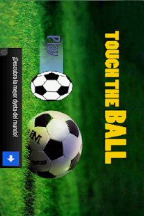 Touch the Ball - screenshot thumbnail
