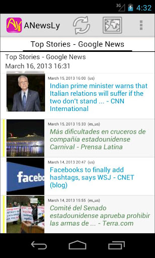 ANewsLy Google News