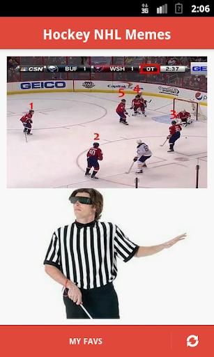 Hockey NHL Memes