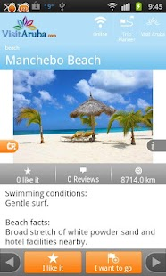 Visit Aruba Guide - screenshot thumbnail